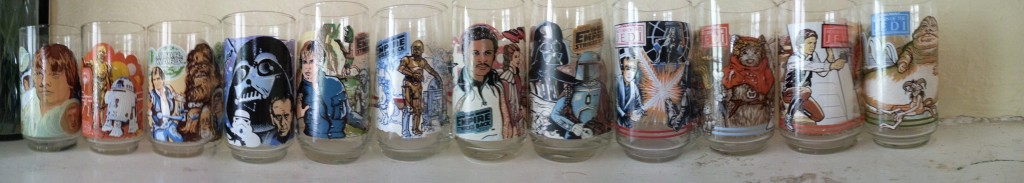 Star Wars Glasses