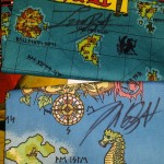 Lord British autographed my maps