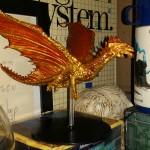 Ancient Brass Dragon mini