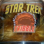 My very own Tribble
