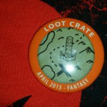 Loot Crate April 2015