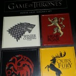 Game of Thrones Magnet Set